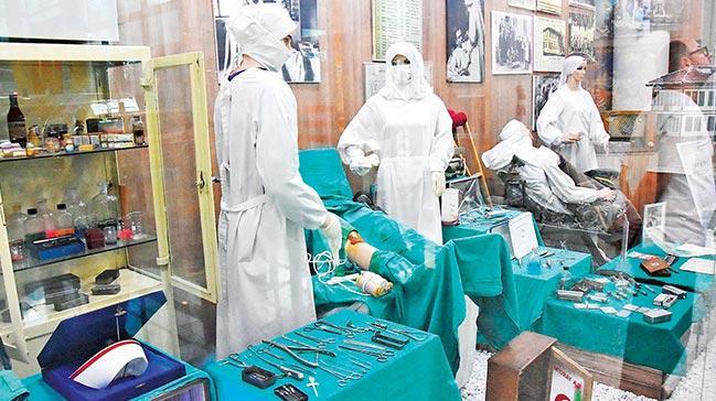Türkiye'nin ilk sağlıkmüzesi Bursa'da