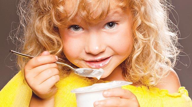 Güçlü bağışıklık için yoğurt