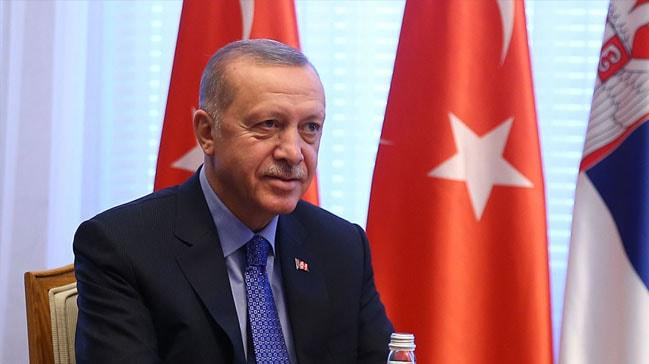 Cumhurbaşkanı Erdoğan'dan down sendromlu judoculara tebrik