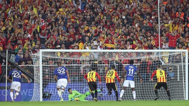 Süper Lig'de penaltı raporu
