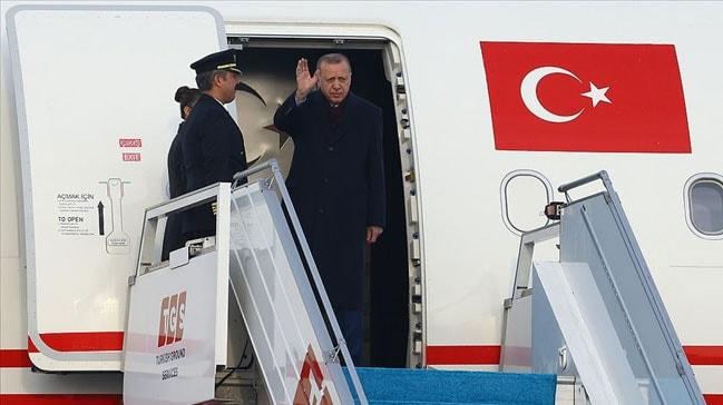 Başkan  Erdoğan İngiltere'ye gidiyor: İki zirve bir arada