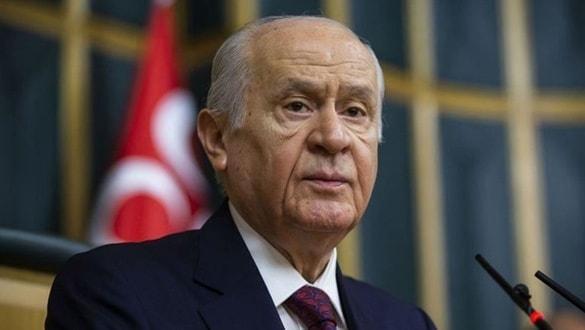 MHP Lideri Bahçeli'den çok önemli ceza indirimi açıklaması