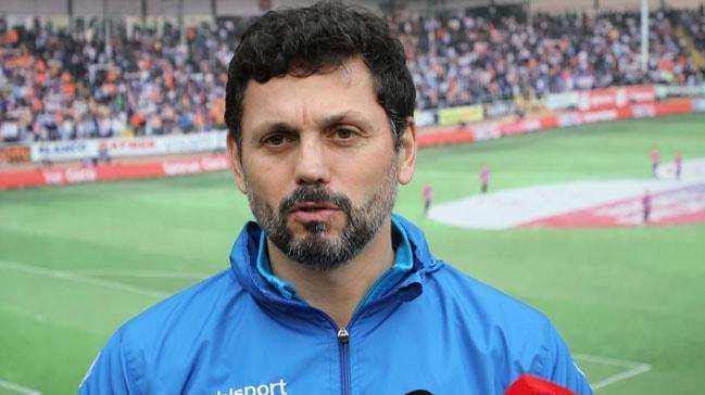 Erol Bulut: Galatasaray maçını kazanmak istiyoruz