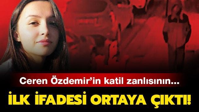 Öldürmek için nasıl plan yaptığını anlattı... Ceren Özdemir'in katili Özgür Arduç'tan şok ifadeler!