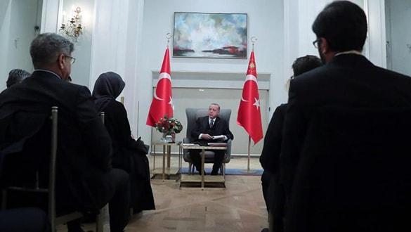 Başkan Erdoğan'dan CHP'ye Doğu Akdeniz tepkisi: 'Ülke bu monşerlerden çok çekti'