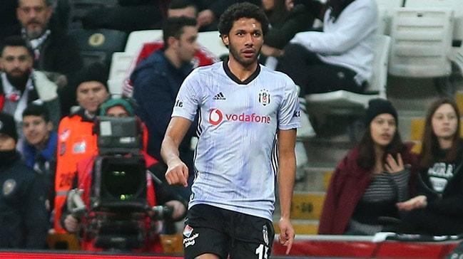 Monchi, Beşiktaş'ın yıldızı Elneny'e gözünü dikti