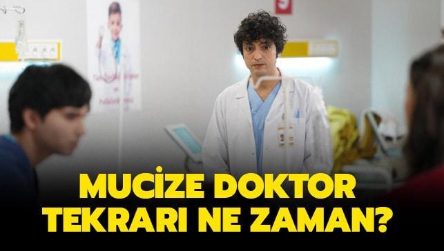 """Mucize Doktor tekrarı ne zaman"""" Mucize Doktor son bölüm izleme linki haberimizde.."""