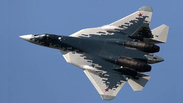 Su-57'ye daha güçlü yeni motor: 16 uçuş yaptı