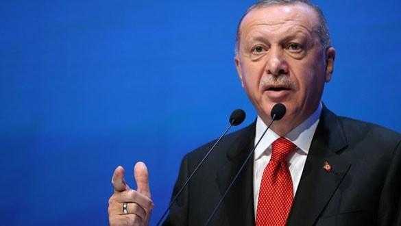 Başkan Erdoğan'dan zengin İslam ülkelerine zekat çağrısı