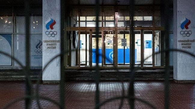 Rusya 4 yıl boyunca uluslararası spor müsabakalarından men edildi!