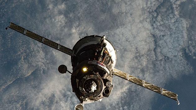 Rus kargo aracı Uzay İstasyonu'na ulaştı