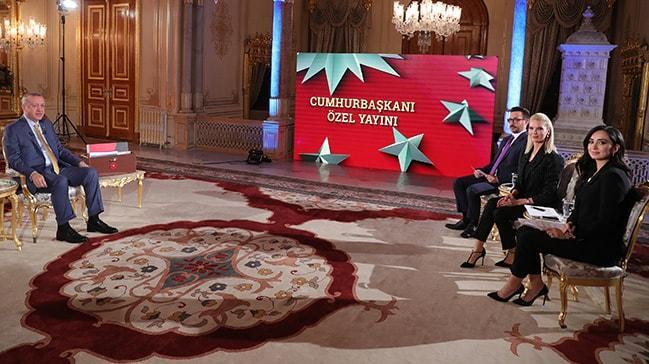Başkan Erdoğan'dan önemli açıklamalar! 'Rahatsız olanlar var'