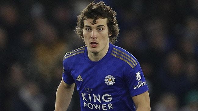 Leicester City'den Çağlar Söyüncü'ye yeni sözleşme