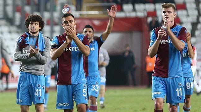 Trabzonspor'dan 9 yıl sonra bir ilk!