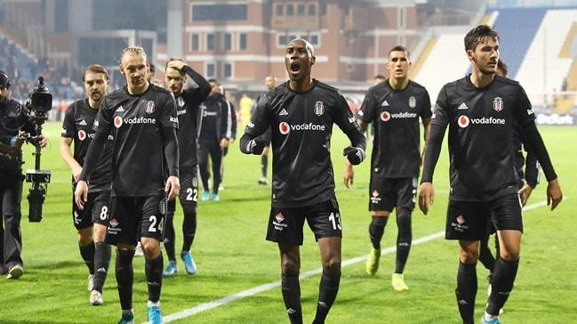 Beşiktaş, TFF'den puan pirimi olarak toplam 20 milyon 300 bin TL'yi kasasına koydu