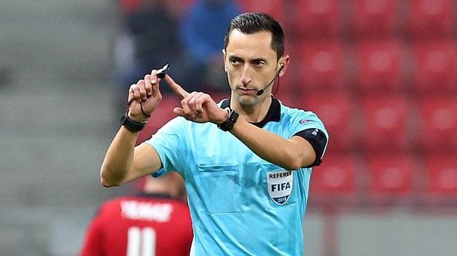 UEFA Avrupa Liginde Türk takımlarının maçlarını yönetecek hakemler belli oldu