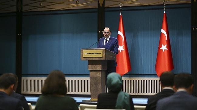 Senatörlerin yaptırım girişimine Türkiye'den ilk yorum!