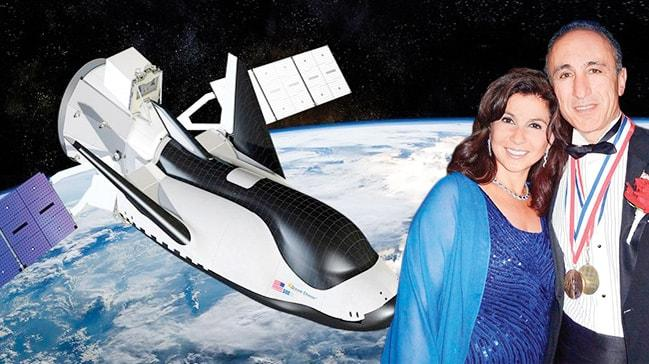 NASA Türk çiftinuzay aracını seçti
