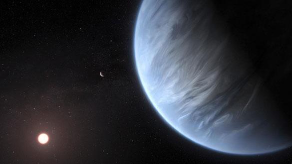 Dünya dışı yaşam arayışına hız verecek gelişme: Ötegezegenlerde 'yaygın' şekilde su keşfedildi