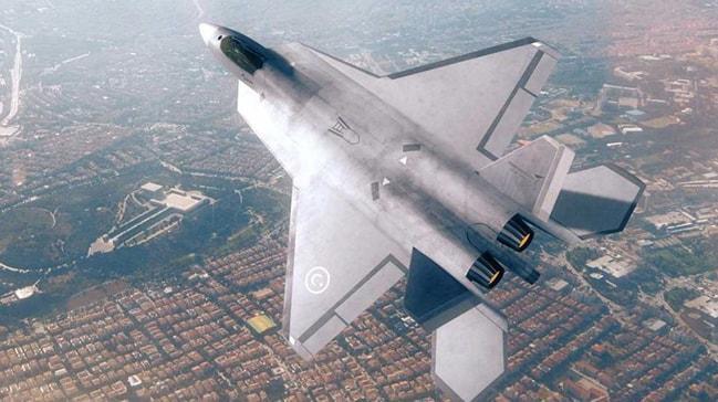 Milli Muharip Uçak TF-X için geri sayım başladı! ilk uçuşunu gerçekleştirecek