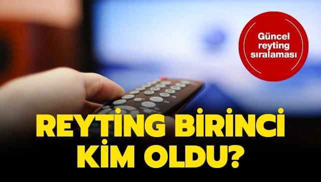 """Savaşçı,O Ses Türkiye, Aşk Ağlatır reytingde kim birinci"""" 15 Aralık reyting sonuçları açıklandı"""