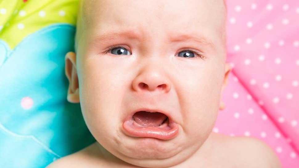 Ağlama sesinden bebeğin sıkıntısını anlayabilirsiniz