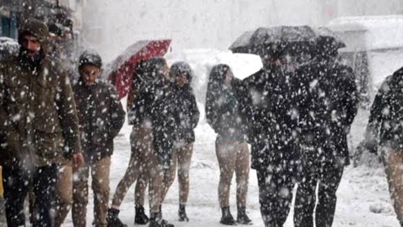 Meteoroloji'den kritik sağanak, kar yağışı uyarısı!