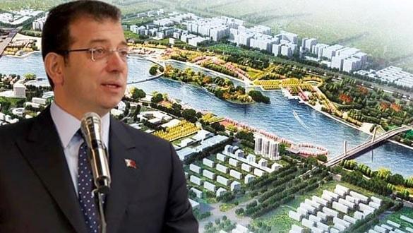 İmamoğlu'ndan Kanal İstanbul mobbingi! Destek veren bir ismi daha kovdu!