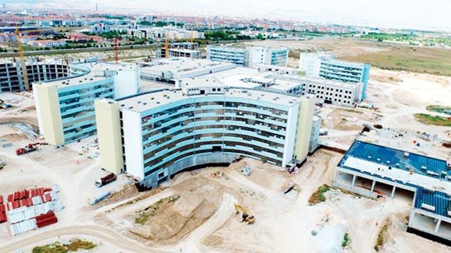 Yeni şehir hastaneleri geliyor