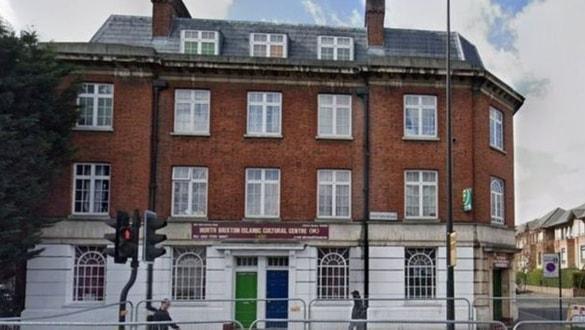 Londra'da skandal grafiti! İslam'a saldırdılar