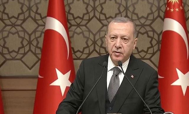Başkan Erdoğan: Maalesef site kültürü ülkemizde egemen olmaya başladı
