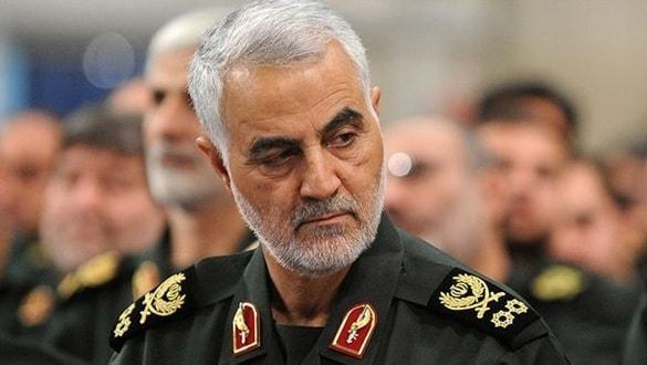 ABD Trump'ın emriyle Bağdat'ta Haşdi Şabi konvoyunu vurdu! Kasım Süleymani öldürüldü