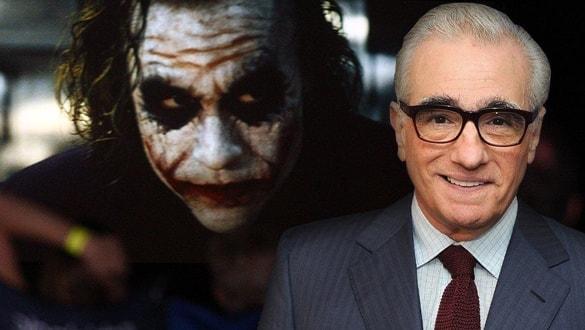 """Martin Scorsese'den şaşırtan Joker açıklaması! 'Ne gerek var""""'"""