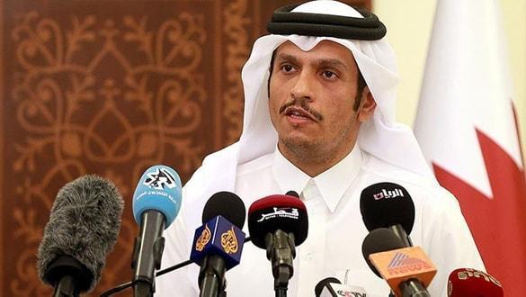 Katar'dan dikkat çeken açıklama: Türkiye göğüs gerdi, onların yanındayız