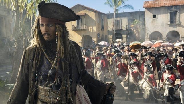 Karayip Korsanları 5 Salazar'ın İntikamı TV'de ilk kez yayınlanıyor!