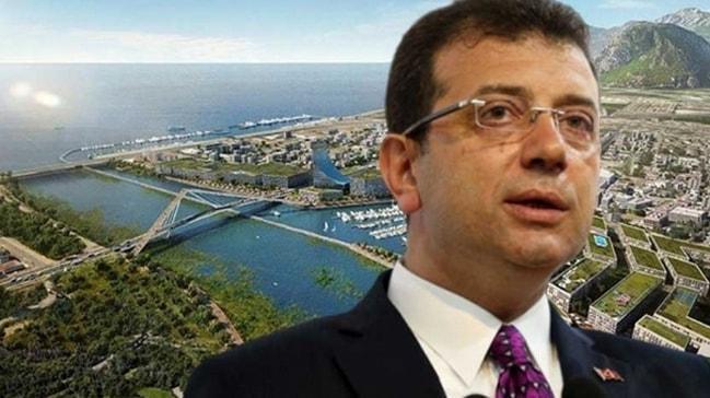 İmamoğlu'nun 'Kanal İstanbul referandumu' çelişkisi: Evet çıksa bile dava açarım