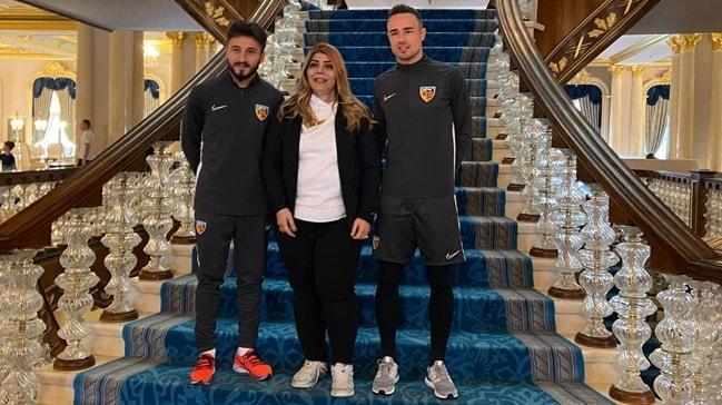 Kayserispor; Enver Cenk Şahin, Zoran Kvrzic ve Muris Mesanovic'i kadrosuna kattı