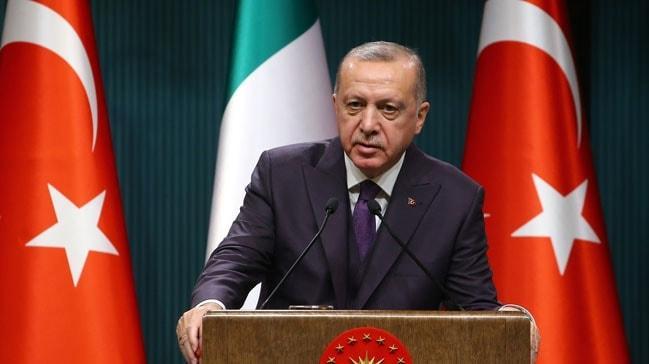 Cumhurbaşkanı Erdoğan'dan Lefter için anma mesajı