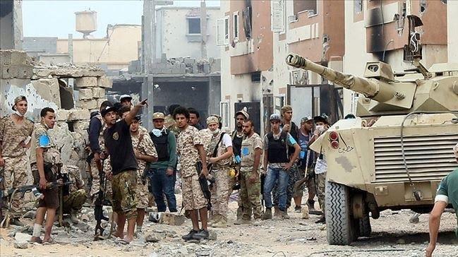 Libya'daki UMH birlikleri: Hafter'in saldırılarına karşı koymaya hazırız