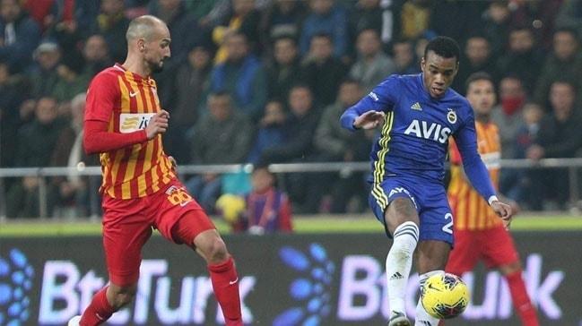 Fenerbahçe, kupada Kayserispor ile golsüz berabere kaldı