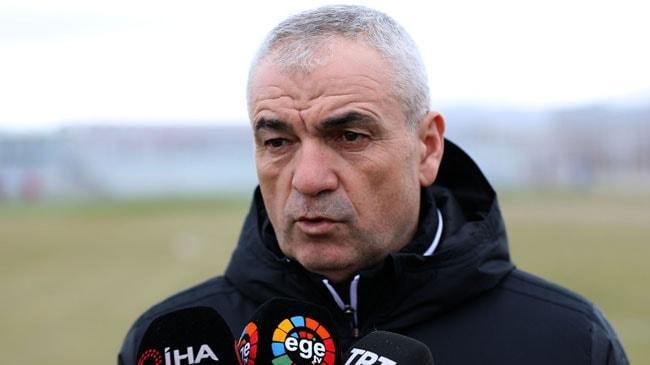 Rıza Çalımbay: Beşiktaş mücadelesi 3 ihtimalli bir maç olacak
