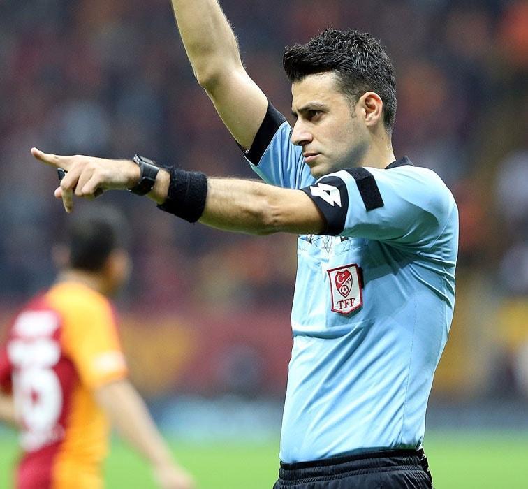 Süper Lig'de 18. hafta maçlarını yönetecek hakemler açıklandı