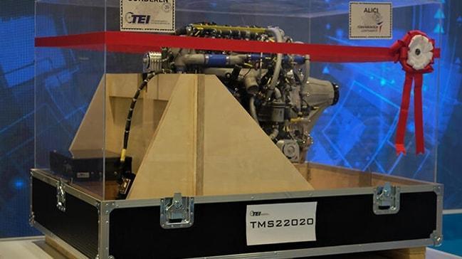 Türkiye için tarihi gün! İlk milli İHA motoru PD170'in seri üretimi tamamlandı