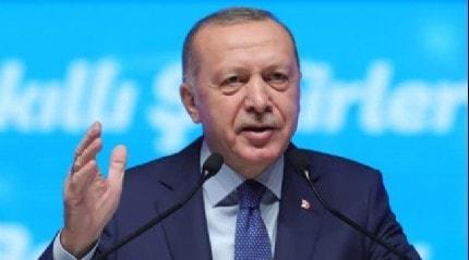 Erdoğan CHP'li belediyeleri eleştirdi: Şovmenlerin maskesiartık düşmeye başladı