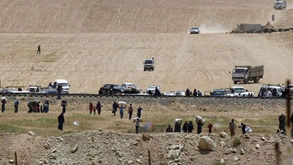 BM'den Türkiye açıklaması: Aralık ayından bu yana Türkiye sınırına 350 bin Suriyeli geldi