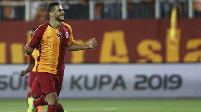 Younes Belhanda Galatasaray'da kalacağını açıkladı
