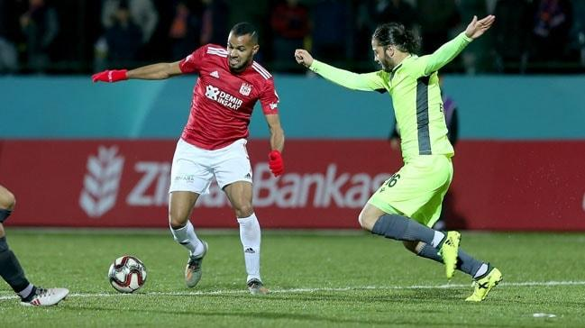 Sivasspor'da Fernando 4 hafta sahalardan uzak kalacak