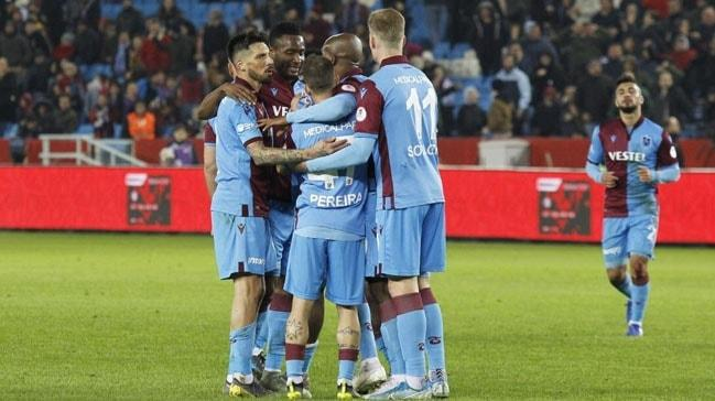 Trabzonspor Çimşir'e galibiyetle 'merhaba' dedi
