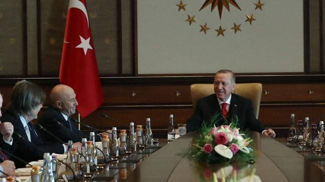 Sepil: 'Başkan Erdoğan'ı hayretle dinledim'
