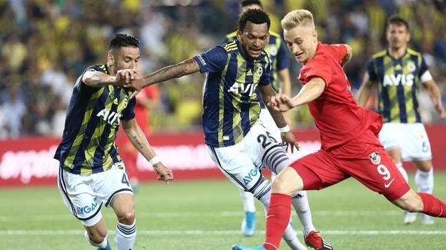 Fenerbahçe yarın deplasmanda Gaziantep FK'yle karşılaşacak
